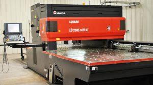 Amada Laser Pulser 245NT 4,000 Watt Laser