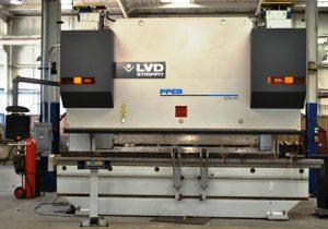 "LVD 350 Ton 14'-0"" CNC Break Press"